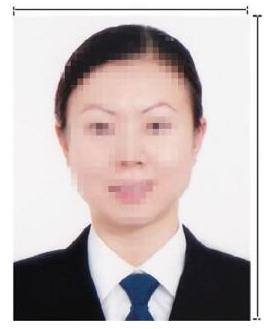 拉脱维亚签证照片材料模板